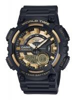นาฬิกาข้อมือ CASIO ชาย-หญิง STANDARD ANALOG-DIGITAL รุ่น AEQ-110BW-9AV