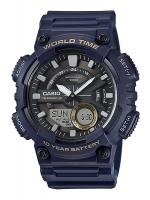 นาฬิกาข้อมือ CASIO ชาย-หญิง STANDARD ANALOG-DIGITAL รุ่น AEQ-110W-2AV