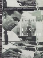 บรรณาธิการคนสุดท้าย (The Last Editor)