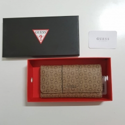 Guess leather wallet กระเป๋าสตางค์
