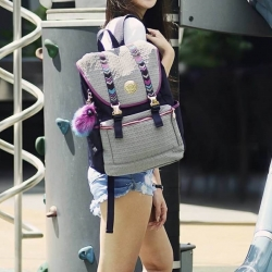 KIPLING Experience Premium Backpack 2018 *สินค้า outlet