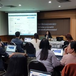 สอนขายของออนไลน์และการตลาดออนไลน์ โดยอาจารย์ใบตอง เพื่อโครงการMini MBA ม.เกษตรศ่าสตร์(บางเขน)