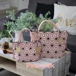 David Jones Limited Pink milk New Collection free ถุงผ้า