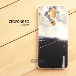 เคส Zenfone 5Q (ZC600KL) เคสนิ่ม TPU พิมพ์ลาย แบบที่ 6