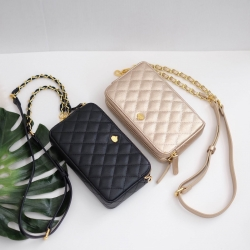 KEEP Carla 2 zip bag 2018 มี 3 สีให้เลือกค่ะ