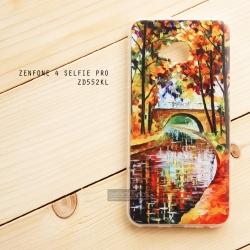 เคส Zenfone 4 Selfie Pro เคสนิ่ม TPU พิมพ์ลาย แบบที่ 5