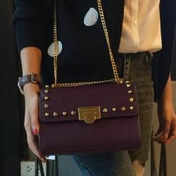 Charles&Keith Stud Detail Sling Bag