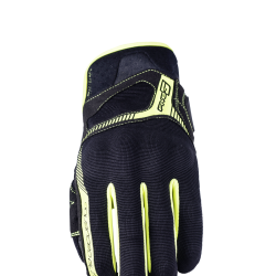FIVE RS3, Black / Fluo Yellow