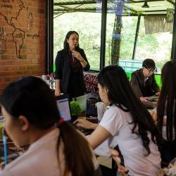 สอนทำโฆษณาด้วยเฟสบุค(facebook ads) การตลาดออนไลน์สำหรับธุรกิจความงาม โดยอาจารย์ใบตอง
