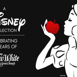 Kipling Disney's Snow White Paola Satin Backpack Factory OEM HK
