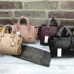 Charles & keith Structured Trapeze New Color 2018
