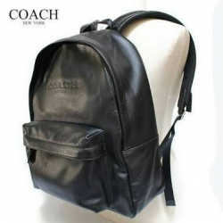 Coach F54786 Mahogany Backpack In Sport Calf Leather แท้