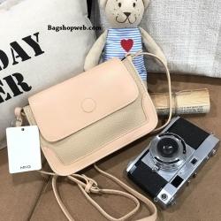 MNG Mini Boxy Crossbody Bag 2017