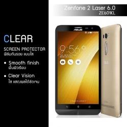 ฟิล์มกันรอย Zenfone 2 Laser 6.0 (ZE601KL) แบบใส