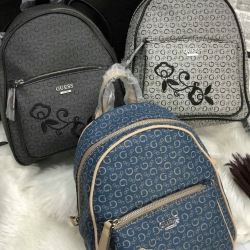 GUESS Women's Curran Backpack free ถุงผ้า