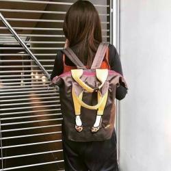 Mis Zapatos Japan Nylon Backpack 4 Design