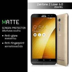 ฟิล์มกันรอย Zenfone 2 Laser 6.0 (ZE601KL) แบบด้าน