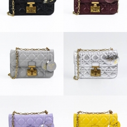 Mine D Promenade Genuine Leather Bag With Box free ถุงผ้า