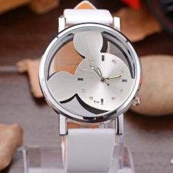 Cl5030 นาฬิกาแฟชั่น หน้าปัดมิกกี้เม้าส์ 120บ.