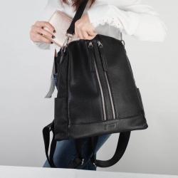KEEP Kyla 2zipper backpack free ถุงผ้า