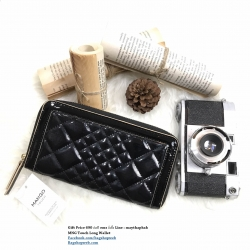 MNG Touch Long Wallet