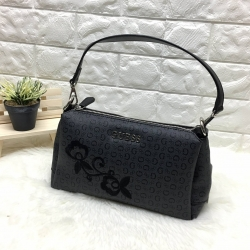 GUESS Embroidery Shoulder Bag