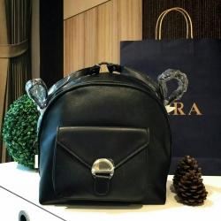 กระเป๋า ZARA Pocket Detail Backpack พร้อมส่งรุ่นใหม่ (ชนช็อป!) สำเนา
