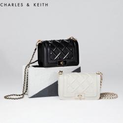 CHARLES & KEITH CHAIN SHOULDER BAG Bestseller