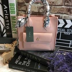 กระเป๋า PEDRO Mini Contrust Flapนู๊ด ราคา 1,390 บาท Free Ems