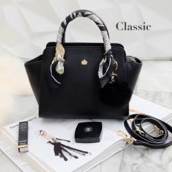 KEEP Infinite office bag classic size Black