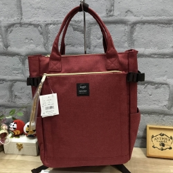 HOT PROMOTION - Anello polyester canvas 10 pocket Rucksack 2017