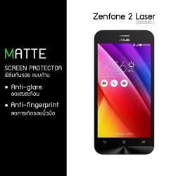 ฟิล์มกันรอย Zenfone 2 Laser (5 นิ้ว) แบบด้าน