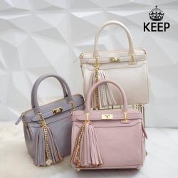 KEEP Gracias handbag with frink key Pastel สวย น่ารัก สินค้าแท้จากShop