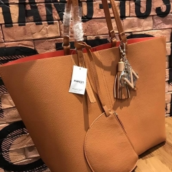 MANGO Duo Shopper Bag 2017