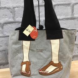 กระเป๋า Mis Zapatos turnovers sweet material shopping bag C ราคา 1,090 บาท Free Ems