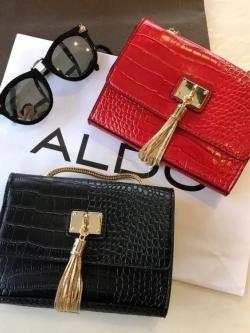 Aldo Harortland Chain Cross Body Bag มี 2 สีให้เลือกค่ะ