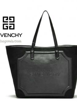 กระเป๋า Givenchy Large Shopping Tote bag กระเป๋าถือหรือสะพายพรีเมี่ยมของเเท้ รุ่นคลาสสิคจาก Givenchy Perfume Counter
