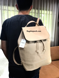 MANGO Drawstring BACKPACK 2017