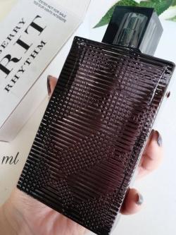Burberry Brit Rhythm For Him Perfume Counter brand แท้ ตัว Tester น้ำหอม Tester 90 ML