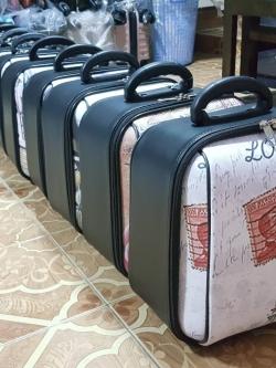 WHEAL Mini 14 กระเป๋าเดินทางล้อลาก