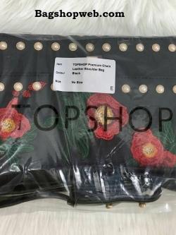 TOPSHOP EMBROIDERY BAG มีสองสี ราคา 1,190 บาท Free ems