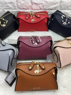LYN CHERISH CROSSBODY BAG 2017 มี 7 สีให้เลือกนะคะ