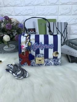 ALDO Turn -Lock Bag * สินค้า outlet