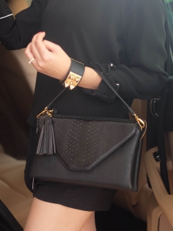 KEEP Doratry shoulder &clutch bag