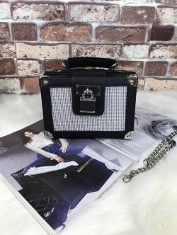 ALDO BOX SHOULDER BAG