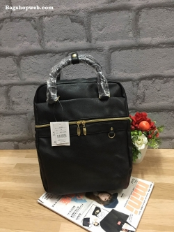 กระเป๋า Legato largo 2 way mini rucksack Black ราคา 1,290 บาท Free Ems