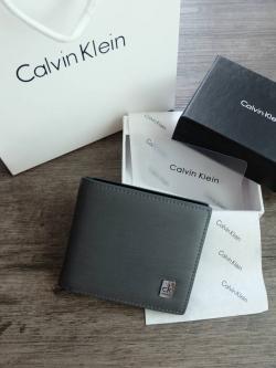 Calvin Klein Wallet Gift Set New With Box ใบสั้น