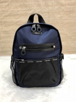 Calvin Klein Small Ballistic Backpack free ถุงผ้าสีขาว *สินค้า outlet