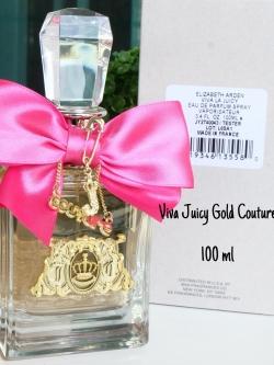 Viva juicy Gold Coutuer EDP #ทอง perfume Counter brand แท้ ตัว Tester น้ำหอม Tester 100