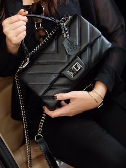 KEEP shoulder coco chain handbag 2017 #สินค้าแท้จากshop